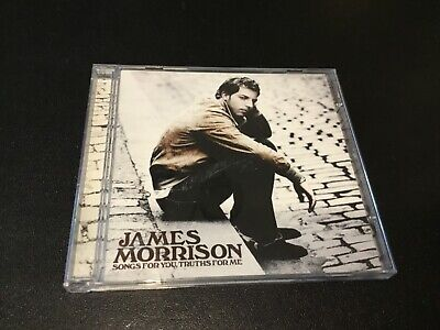 James Morrison Songs for You, Truths for Me - CD