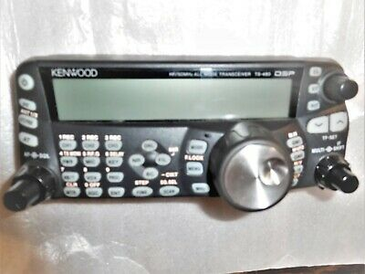 Kenwood Ts-480 Control Head For Repair/Parts