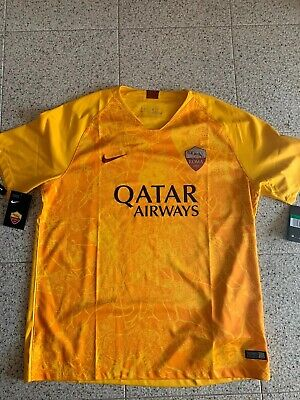 Camiseta AS Roma Nike Talla XL