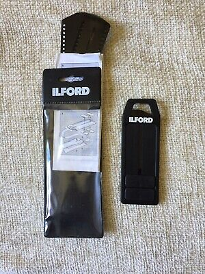 Ilford film leader extractor retriever with spare blades instructions and case