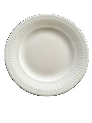 Wesgewood Ribbed Bone China Side Plate Cake Plate Afternoon Tea
