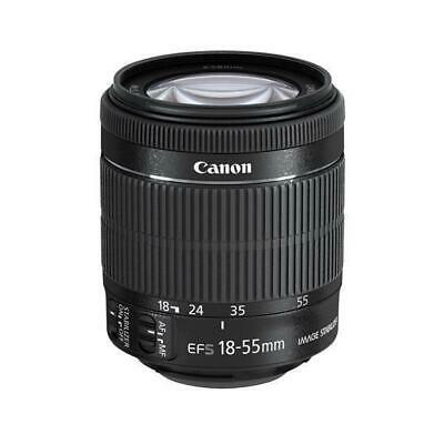 Canon EF-S 18-55mm f/3.5-5.6 STM IS Lens Used