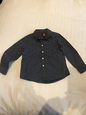 Boys Ben Sherman Shirt Age 2-3 Years