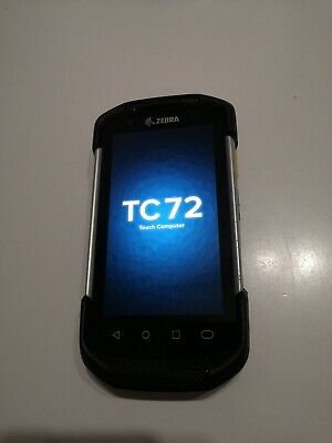 Zebra TC72 TC720L-0ME24B0 1D 2D Barcode Scanner Android 8.1.0, Not a Phone