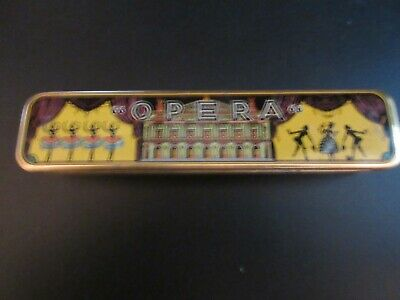 Vintage Opera Harmonica With Original Case Made In West Germany - Us Zone