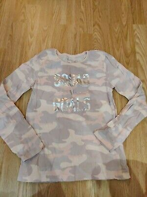 Cute Primark Squad Goals Girls Long Sleeved Top - 11-12 yrs - everyday essential
