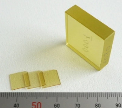 ZnO Zinc Oxide Crystal Substrates