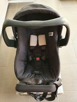 2018 Steelcraft Baby Capsule and Base, Excellent Condition, Purchased for $300