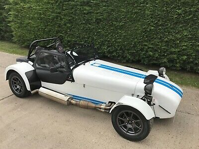 Caterham R500 SV - Sequential - 255 BHP