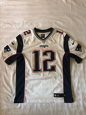 NFL Tom Brady New England Patriots Nike Jersey Size Medium