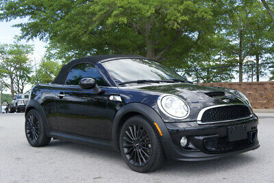 2013 Mini Roadster S Convertible 2-Door 2013 MINI COOPER ROADSTER S, ONLY 55K MI, AUTOMATIC, DON'T MISS!