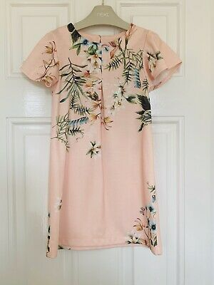 Next Girls Floral Dress Age 5 Years