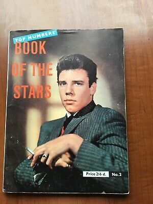 Vintage Book Of The Stars No2