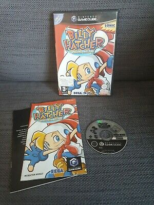 Billy Hatcher and the Giant Egg game (Nintendo GameCube, 2003)