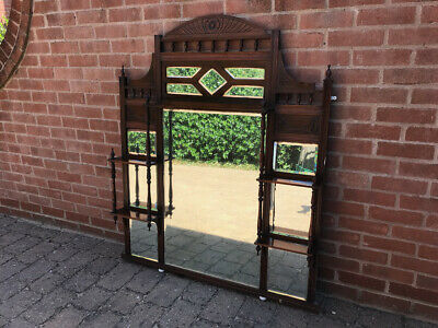 Sideboard mirror antique