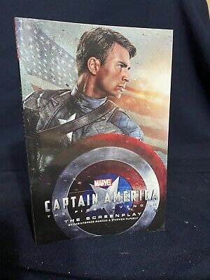Captain America The First Avenger Official Screenplay Book