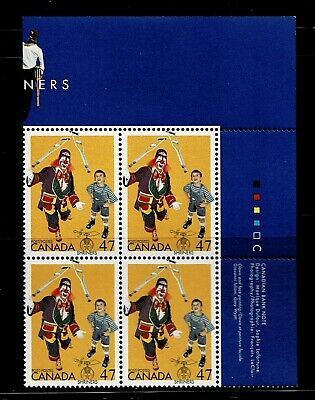 Canada - ML#853 - Shriners, UR Pl Block Scott #'s 1917 MNH
