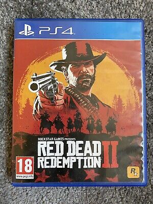 Red Dead Redemption 2- PS4 GAME
