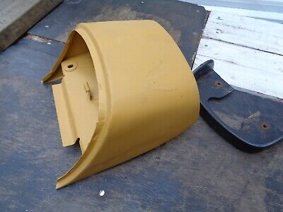 1974 kawasaki H1 500 seat tailpiece with plastic trim  H1F H1E H1D