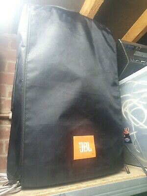 jbl xt515 eon active speakers pair of with jbl cover bags