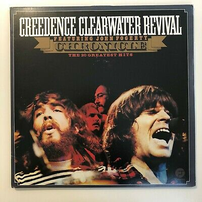 Creedence Clearwater Revival - Chronicle: The 20 Greatest Hits 2LP Vinyl Record