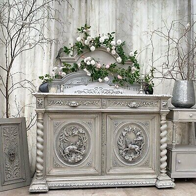 Antique French Sideboard ,buffet Base