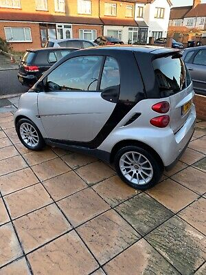 Smart For Two Passion - Hpi Clear - £0 Road Tax - 1 Year Mot