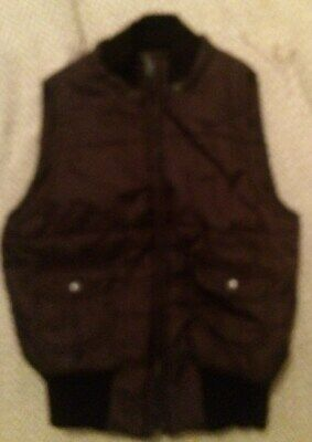 New Look Girls Padded Bodywarmer Age 8-9 Years