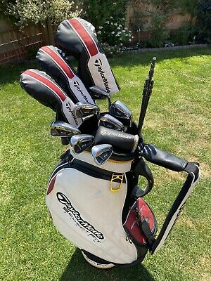 INCREDIBLE Full TaylorMade M1 & M2 Golf Club Set - Over £1870 New - Amazing Set