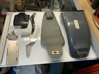 W&F Fender Conversion Kit With Chrome Struts For Early DYNAS