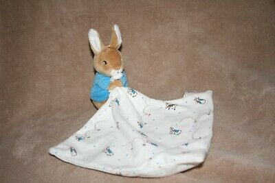 Marks & Spencer Peter Rabbit Baby Comforter Blankie Soother M&S