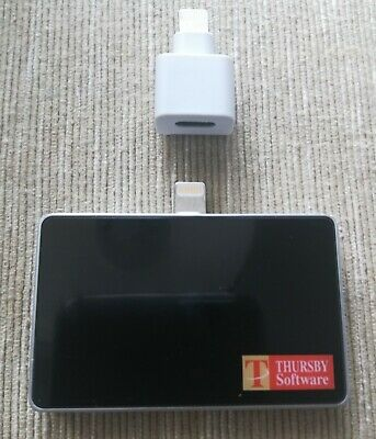 Thursby PKard Smart Card Reader with Lightning Connector FREE SHIPPING