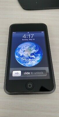 Apple iPod Touch 16 GB 1st Generation - Black - Reset - 100% Tested & Working