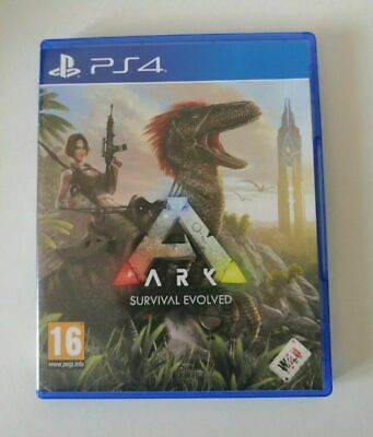 Ark: Survival Evolved PS4 SAME DAY Dispatch [Order By 4pm]