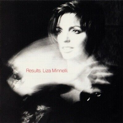 Liza Minelli - Results   -  CD 1989  (produced by Pet Shop Boys) - Superb cond.