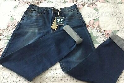 👖 Joules Girls' Jeans 11 12 in DENIM BNWT 👖