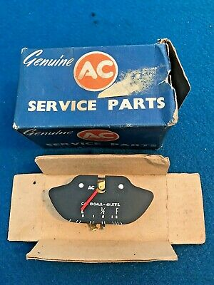 Ac Delco 10 Gallon Fuel Gauge New Old Stock & Boxed
