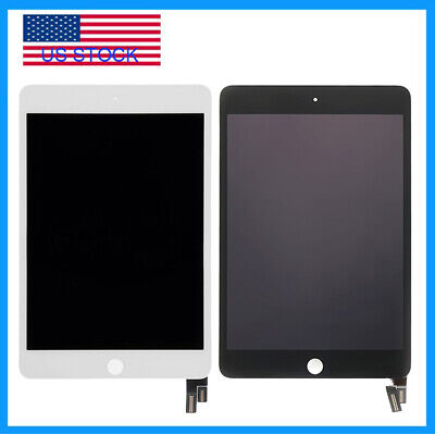 LCD Display+Touch Screen Digitizer Replacement For Apple iPad Mini 4 A1538 A1550