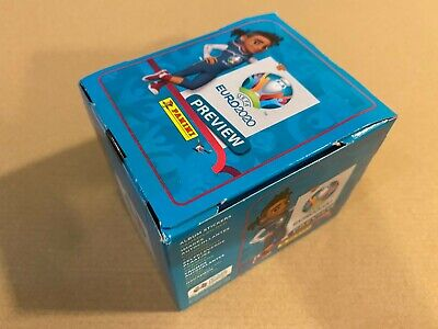 1 Caja Box Sellada Sealed 60 Sobres - Euro 2020 Preview Stickers Cromos - Panini