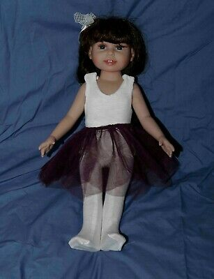 Clothes for 18in doll