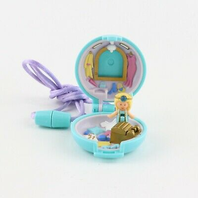 POLLY POCKET 1992 Dress Up Jewel Locket *COMPLETE*