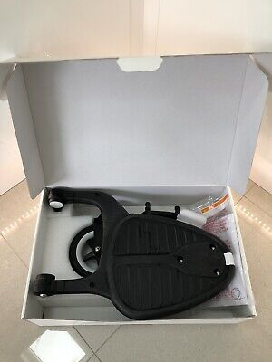 Bugaboo Comfort Wheeled Board With Seat PLUS ONLY 1 Set Of cam 3/bee 3 adaptors