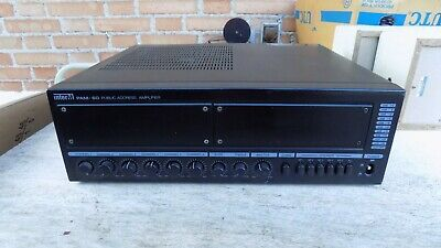 AMPLIFICATORE   mono INTER  M  PAM- 60