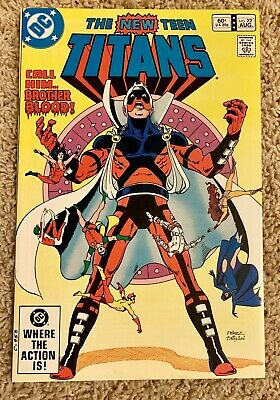 1982 The New Teen Titans #22 NM!