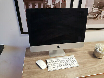 LOOK !! IMMACULATE APPLE IMAC 21in 2013 LATE VERSION .