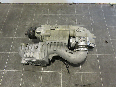 Mercedes Classe C W203 Compressore A2711400787 A2711400887 Turbocompressore