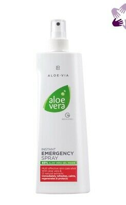 LR Aloe Vera Schnelles Notfallspray 400 ml - Emergency Spray