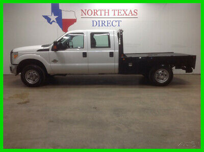 2015 Ford F-250 FREE DELIVERY XL 4x4 Diesel Crew Flatbed Bluetooth 2015 FREE DELIVERY XL 4x4 Diesel Crew Flatbed Bluetooth Used Turbo 6.7L V8 32V