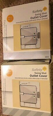 Safety 1st Swing Shut Outlet Cover - Used