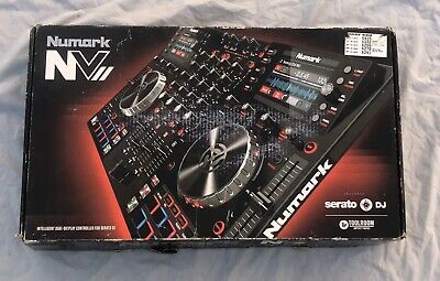 Numark NVII DJ Controller with box